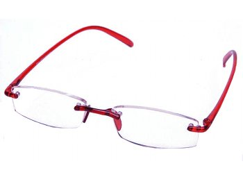 Modena (Red) Flexible Reading Glasses