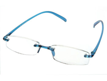 Modena (Blue) Flexible Reading Glasses