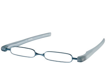 Podreader (Grey) Slimline Reading Glasses