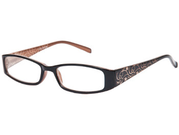 Florence (Brown) Fashion Reading Glasses