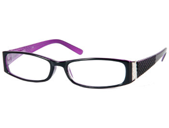Carmel (Purple) Fashion Reading Glasses