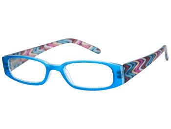 Missouri (Blue) Fashion Reading Glasses