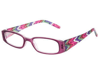 Missouri (Purple) Fashion Reading Glasses