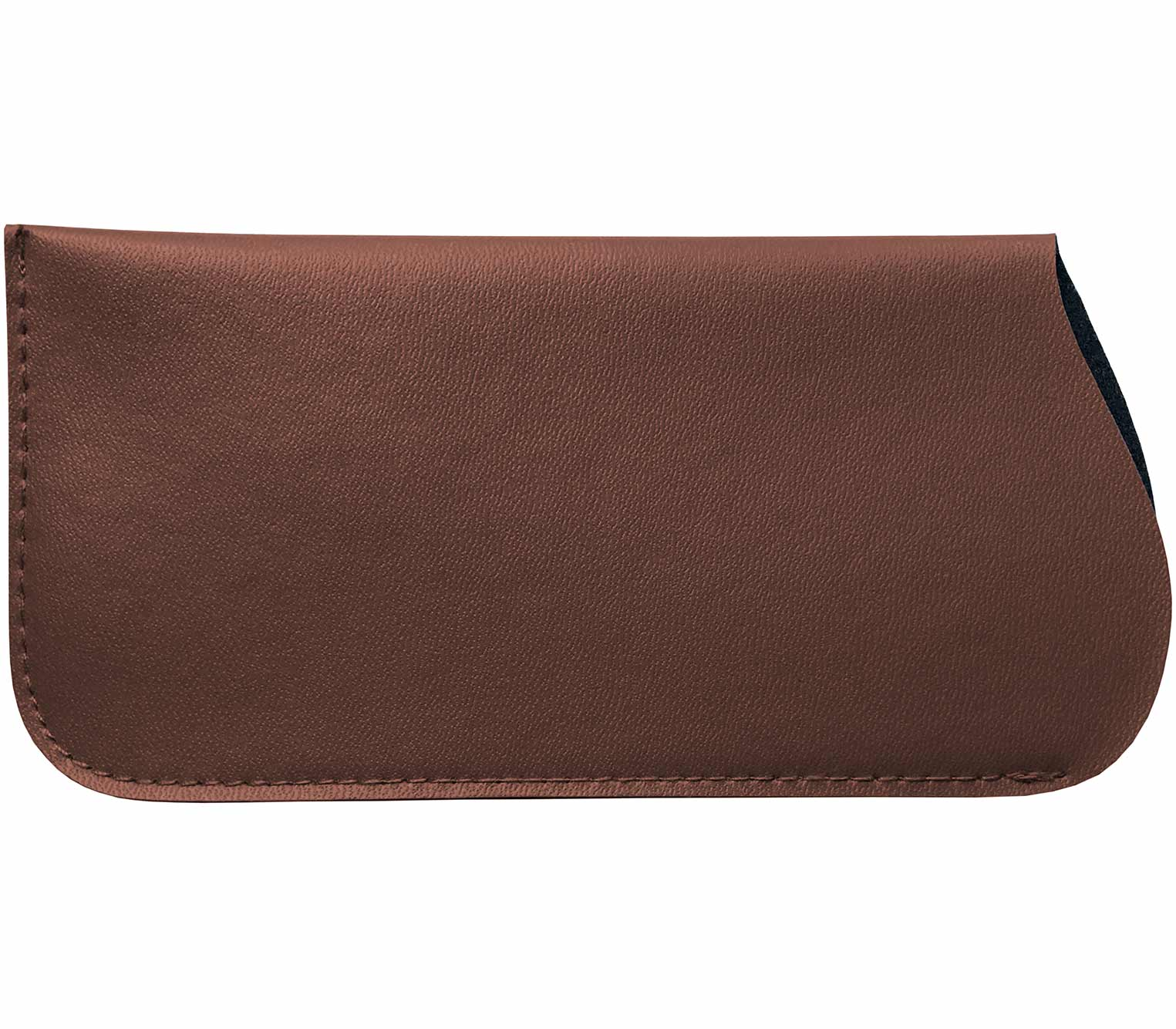 Main Image (Angle) - Preston (Brown) Glasses Pouches Accessories