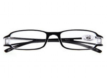 Orton (Black) Fashion Reading Glasses