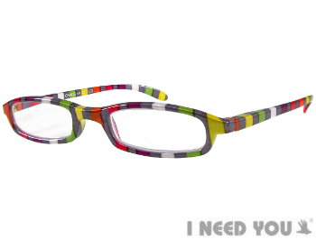 Chaos (Multi-coloured) Fashion Reading Glasses