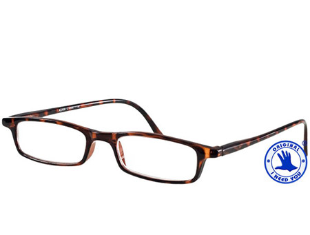 Adam (Tortoiseshell) Classic Reading Glasses - Thumbnail Product Image