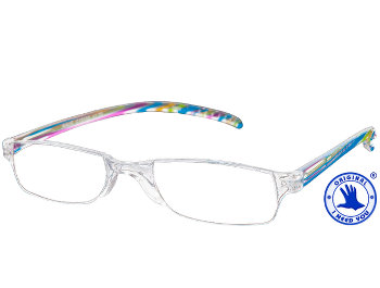 Wave (Blue) Fashion Reading Glasses