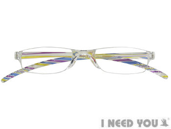 Wave (Violet) Fashion Reading Glasses