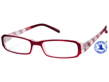 Cross (Red) Fashion Reading Glasses