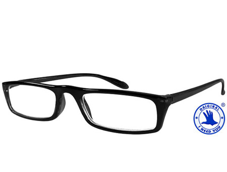 Florida (Black) Classic Reading Glasses - Thumbnail Product Image