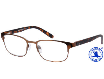 Buddy (Tortoiseshell) Retro Reading Glasses