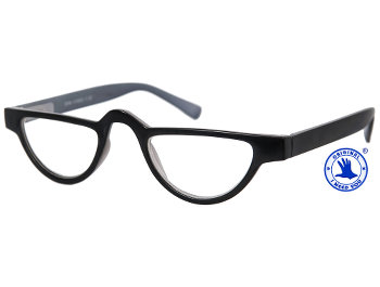 Shuttle (Black) Classic Reading Glasses