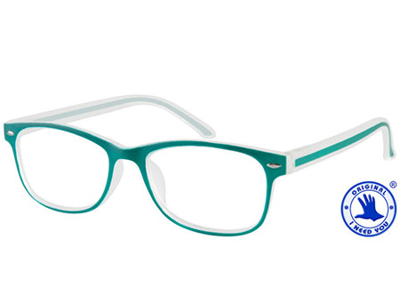 Minty (Green) Classic Reading Glasses - Thumbnail Product Image