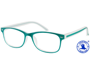 Minty (Green) Classic Reading Glasses