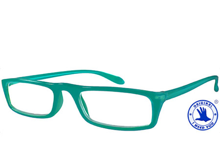 Florida (Turquoise) Classic Reading Glasses - Thumbnail Product Image