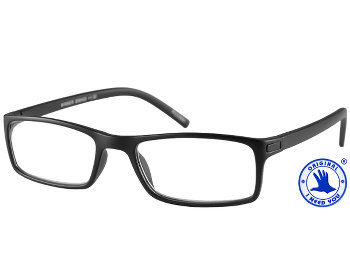 Winner (Black) Classic Reading Glasses