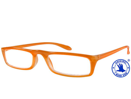 Florida (Orange) Classic Reading Glasses - Thumbnail Product Image
