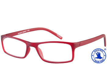Winner (Red) Classic Reading Glasses
