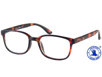 Relax (Tortoiseshell) Retro Reading Glasses - Thumbnail Product Image