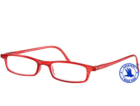 Adam (Red) Classic Reading Glasses - Thumbnail Product Image