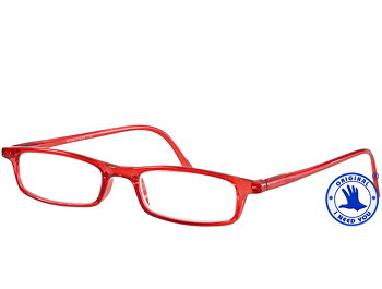 Adam (Red) Classic Reading Glasses