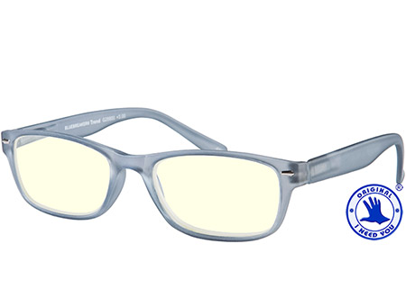 Trend (Grey) Computer Glasses Reading Glasses - Thumbnail Product Image