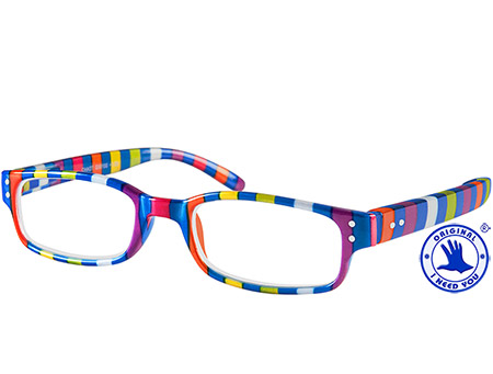 Chaos (Multi-coloured) Fashion Reading Glasses - Thumbnail Product Image
