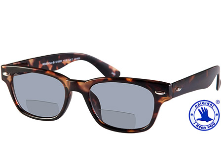 Skyline (Tortoiseshell) Bifocal Sun Readers - Thumbnail Product Image