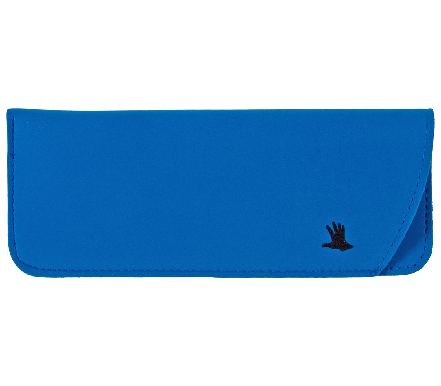 Main Image (Angle) - Moosy (Blue) Glasses Pouches Accessories