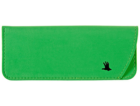 Moosy (Green) Glasses Pouches Accessories - Thumbnail Product Image