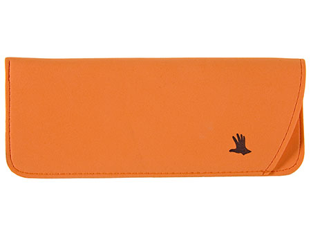 Moosy (Orange) Glasses Pouches Accessories - Thumbnail Product Image