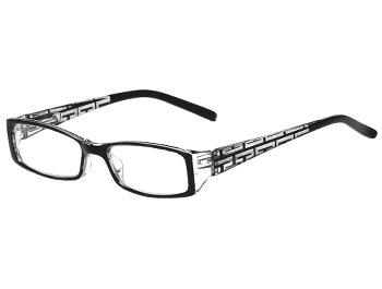 Maze (Black) Classic Reading Glasses