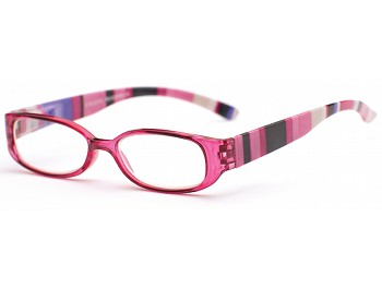 Grenada (Pink) Fashion Reading Glasses