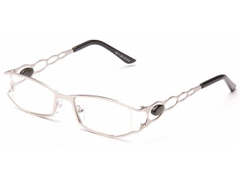Regent (Silver) Fashion Reading Glasses