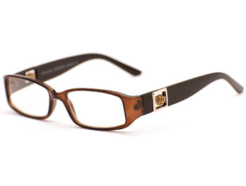 Jewel (Brown) Clearance Reading Glasses