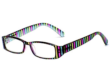 Stripe (Multi-coloured) Fashion Reading Glasses