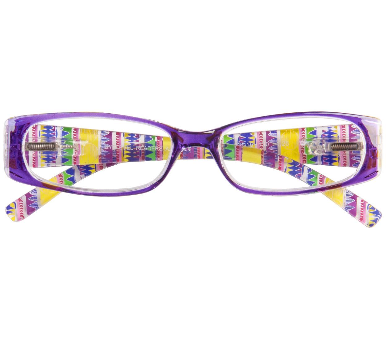 Folded - Aztec (Purple)