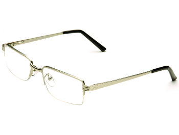 Newton (Silver) Clearance Reading Glasses