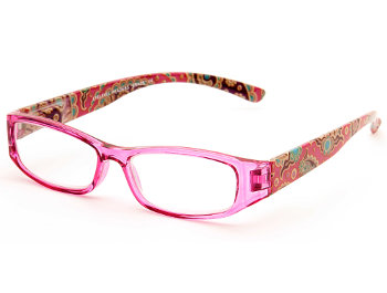 Brazil (Pink) Clearance Reading Glasses