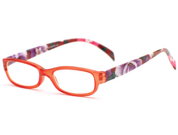 Antigua (Orange) Fashion Reading Glasses