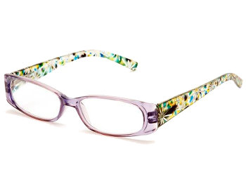 Cosmic (Purple) Fashion Reading Glasses
