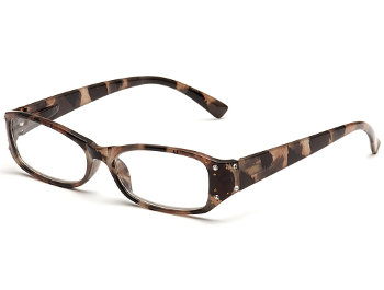 Esquire (Brown) Fashion Reading Glasses