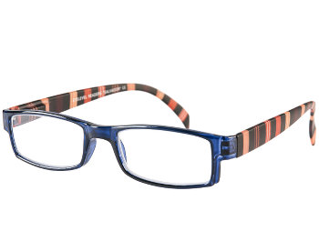 Salvador (Blue) Classic Reading Glasses