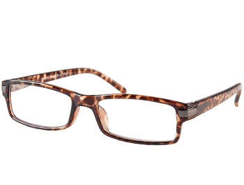 Attorney (Tortoiseshell) Classic Reading Glasses - Thumbnail Product Image