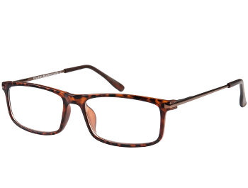 Saxon (Tortoiseshell) Classic Reading Glasses
