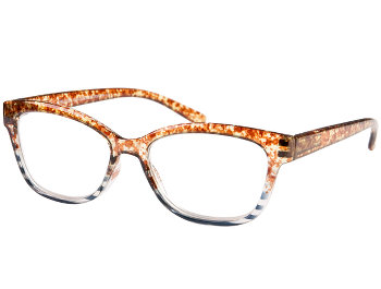 Brooklyn (Tortoiseshell) Cat Eye Reading Glasses - Thumbnail Product Image