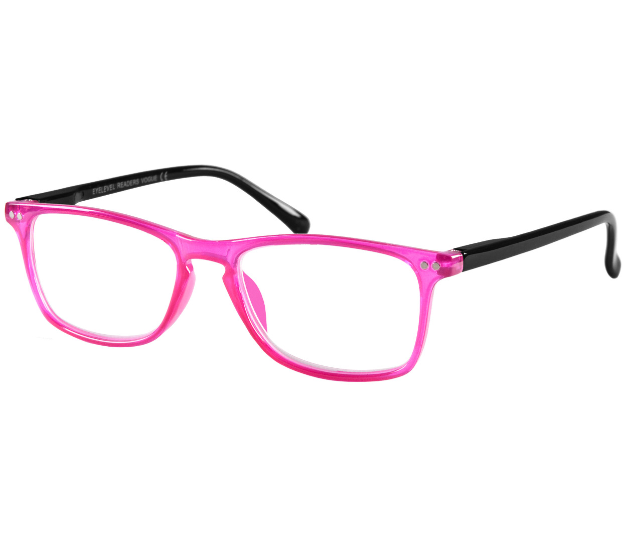 Vogue (Pink) Retro Reading Glasses