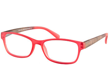 Henley (Red) Classic Reading Glasses - Thumbnail Product Image