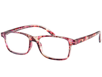 Jamaica (Pink) Fashion Reading Glasses - Thumbnail Product Image